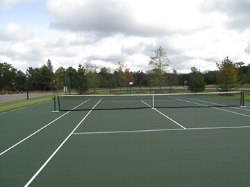Clubhouse Tennis