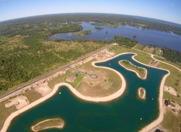 Castle Rock Lake Wisconsin Pavloski Development