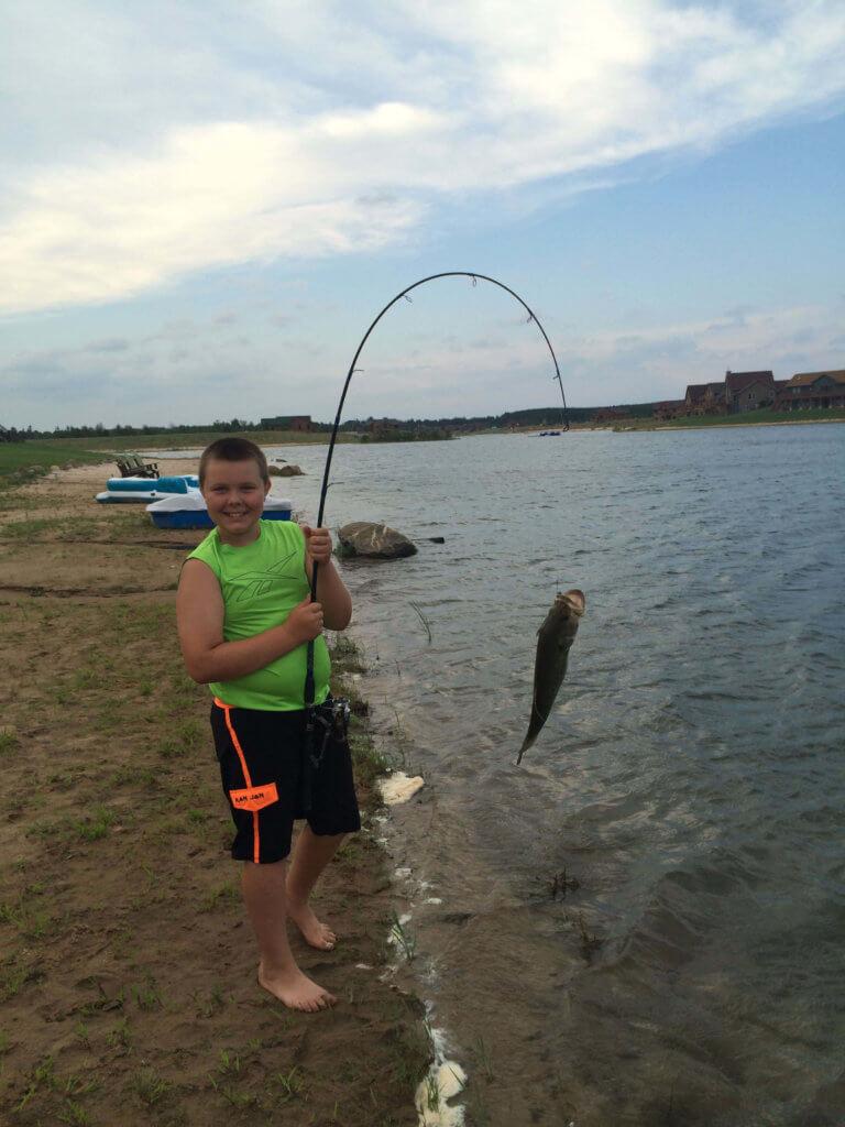 Stone Gate Lake Bass