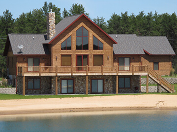 Typical Home at Stone Gate Lake
