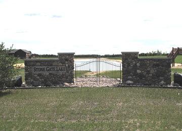 Welcome to Stone Gate Lake